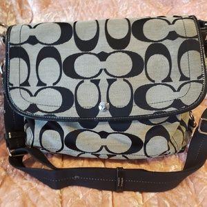 Coach Messenger bag